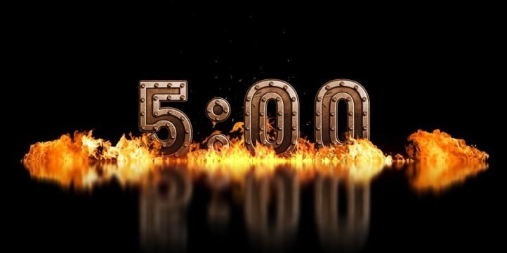Forged In Fire Countdown