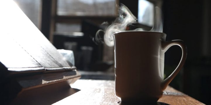 Hot Cup of Coffee 2