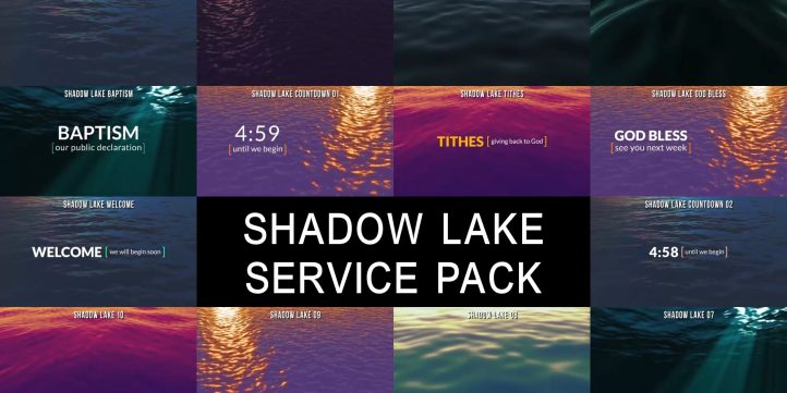 Shadow Lake Service Pack