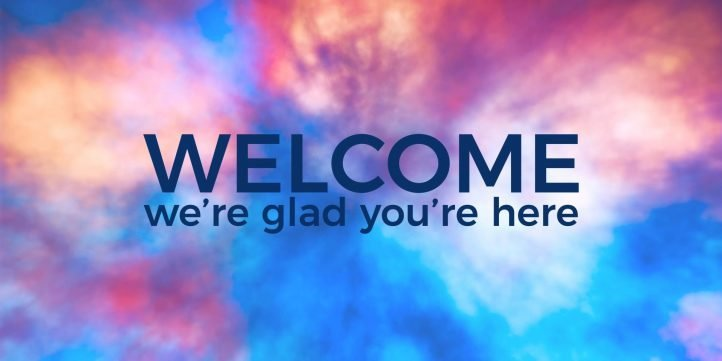 Divine Mysteries Blue - Welcome